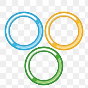 Olympic Rings - Winter Olympic Games 2016 Summer Olympics Opening Ceremony Olympic Symbols PNG