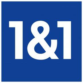 One - 1&1 Internet Web Hosting Service Domain Name Internet Service Provider PNG