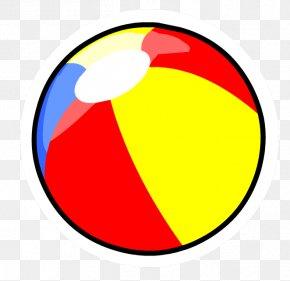 Beach Ball - Club Penguin Island Beach Ball Clip Art PNG