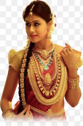 Jewellery - Jewelry Design Kerala Jewellery Necklace Earring PNG