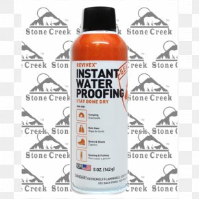 Aerosol Spray - Waterproofing Durable Water Repellent Aerosol Spray Textile Жидкая резина PNG