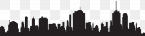 City Silhouette Clip Art - New York City Silhouette Skyline PNG