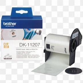 Label Printer - Paper Adhesive Tape Label Printer Brother Industries PNG
