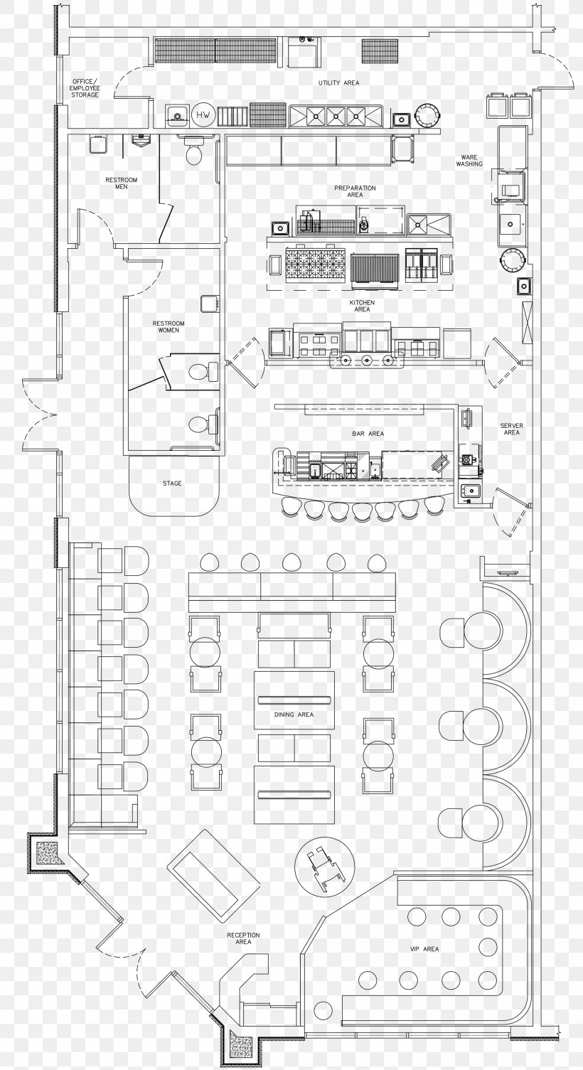 Floor Plan Pizza Restaurant Japanese Cuisine Cafe Png 2100x3855px Floor Plan Area Artwork Bar Black And