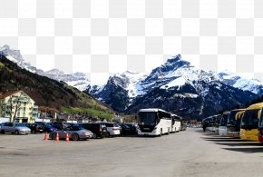 Switzerland Titlis Photography - Hahnen Titlis Car Icon PNG