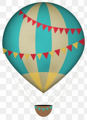 Air Balloon - Hot Air Balloon Clip Art PNG