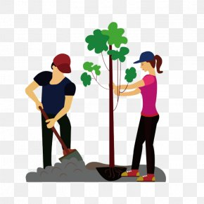 The Man Who Planted Trees - Download Tree PNG