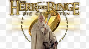 The Lord Of The Rings: The Fellowship Of The Ring - Gandalf The Lord Of The Rings Film Poster PNG