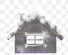 House - House Winter Snow Designer PNG