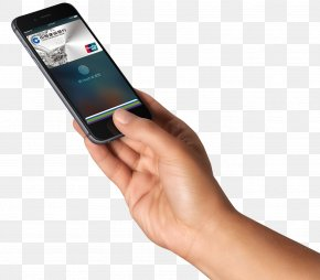 Mobile Phone Credit Card - Apple Pay Mobile Payment TechCrunch Service PNG