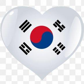 Flag Of South Korea Clip Art PNG