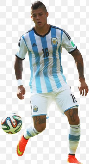 Football - Marcos Rojo Argentina National Football Team 2018 World Cup Rendering PNG