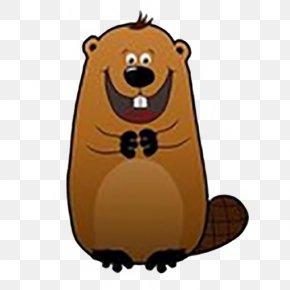 Smiling Beaver - Poseidon Stock Photography Clip Art PNG