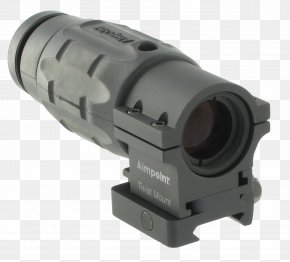 Sights - Telescopic Sight Aimpoint AB Reflector Sight Aimpoint CompM4 Picatinny Rail PNG
