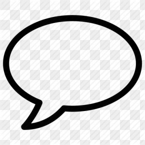 Yes Outline Cliparts - Speech Balloon Clip Art PNG