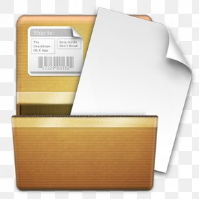 Apple - The Unarchiver MacOS App Store Archive File PNG