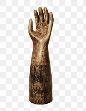 French Fashion 1910 - Artifact Sculpture H&M Safety Glove PNG