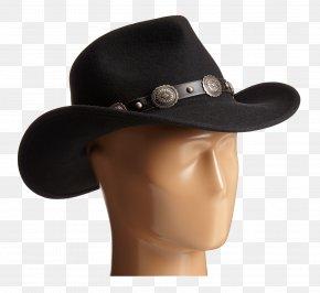 Cowboy Hat - Fedora Cowboy Hat PNG