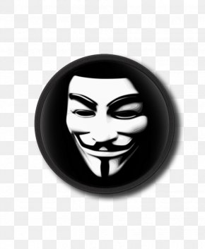Anonymous - Anonymous Security Hacker Avatar PNG