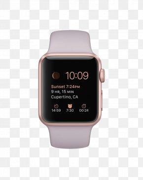 Apple Apple Watch Watch - Apple Watch Series 2 Apple Watch Series 3 Smartwatch PNG