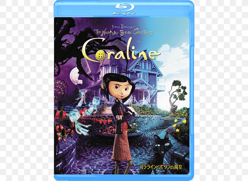 Coraline Jones Animated Film 3d Film Png 600x600px Watercolor Cartoon Flower Frame Heart Download Free