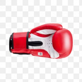 Boxing Gloves - Boxing Glove International Boxing Association Leather PNG