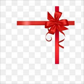 Ribbon - Ribbon Textile Gift Wrapping PNG