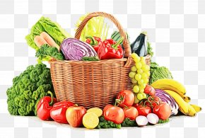Whole Food Vegan Nutrition - Natural Foods Basket Food Group Food Vegetable PNG