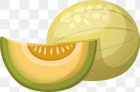 Fruits And Vegetables Melon - Hami Melon Honeydew Fruit PNG