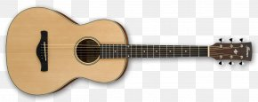 Acoustic Guitar - Steel-string Acoustic Guitar Dreadnought Ibanez PNG
