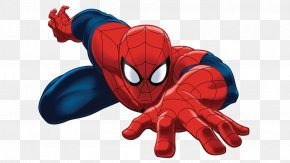 Spiderman Comic Image - The Amazing Spider-Man Iron Man Clip Art PNG