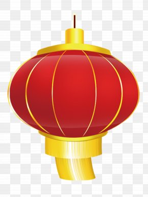 Chinese New Year Red Lanterns HD Free Matting Material - Chinese New Year Lantern Gratis PNG