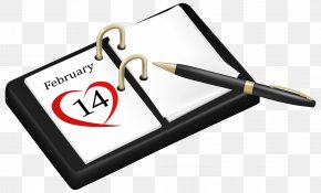 Valentine's Day Note Transparent PNG Clip Art Image - Clip Art PNG