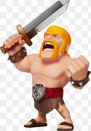 Clash Of Clans - Clash Royale Clash Of Clans Supercell Barbarian Video Games PNG