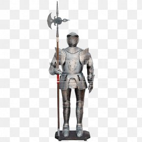 Armour - Middle Ages Plate Armour Components Of Medieval Armour Knight PNG