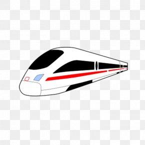 Train - Train Rail Transport Rapid Transit Steam Locomotive Clip Art PNG