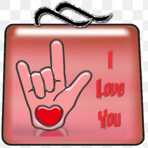 Sign Language Clipart - American Sign Language Love ILY Sign Clip Art PNG