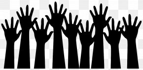 Hand Silhouette Cliparts - Annual General Meeting Board Of Directors Committee Chairman PNG