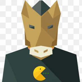 People With Monster Mask - Icon PNG