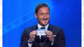 Fc Barcelona - Francesco Totti A.S. Roma Juventus F.C. FC Barcelona UEFA Champions League PNG