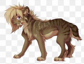 Lion - Lion Furry Fandom Funny Animal Cartoon PNG
