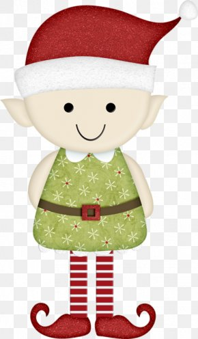 Black Elves - Santa Claus Christmas Graphics The Elf On The Shelf Christmas Day Clip Art PNG