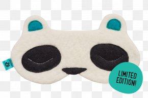 Sleep Mask - Blindfold Mask Sleep LesPetites Bear PNG