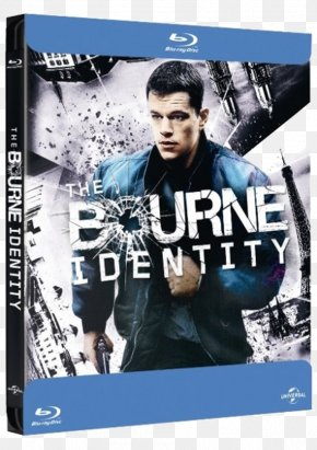 Dvd - Matt Damon The Bourne Identity Ultra HD Blu-ray Blu-ray Disc The Bourne Film Series PNG