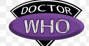 Doctor Who - Eleventh Doctor Red Logo TARDIS PNG