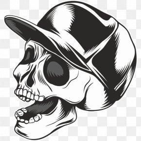 Skull - Human Skull Calavera PNG