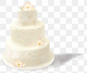Wedding Cake - Wedding Cake Torte Buttercream Cake Decorating PNG