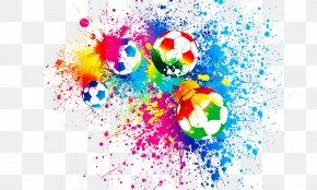 Football - 2016 Summer Olympics Rio De Janeiro Poster Banner PNG