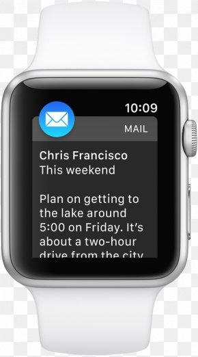 Apple Watch Series 3 - Apple Watch Series 3 Apple Watch Series 2 Apple Watch Series 1 Smartwatch PNG