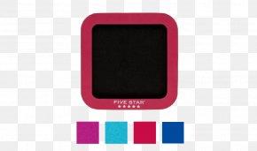 Red Push Pin - Electronics Gadget Pattern PNG